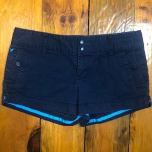 3/$27 American Eagle Outfitters Blue Shorts